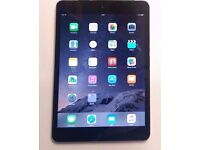 APPLE IPAD MINI 2 32GB WIFI WITH RECEIPT