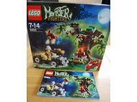 LEGO MONSTER FIGHTERS: 9463 THE WEREWOLF