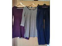 Maternity clothes bundle size 8-10 H&M D.Perkins Atmosphere