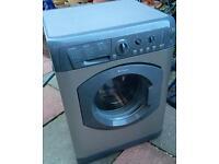 Hotpoint Aquarius + Washing Machine