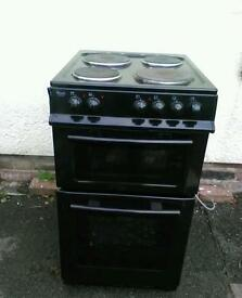Electric cooker black