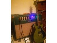 Mesa Stiletto combo amp ( celestion valve amp )