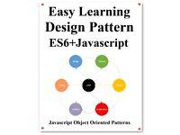 Easy Learning Design Patterns ES6+ Javascript: ES6 Javascript Object Oriented Design Pattern