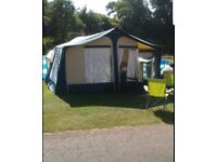 Conway traila tent