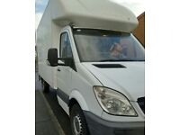 Man and van removal services , Removal , Delivery , Courier 07835101026
