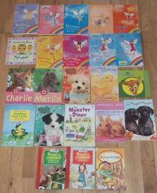 52 CHILDRENS BOOKS