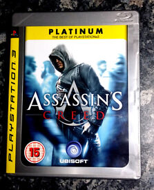 Assassin's Creed Platinum Edition – SONY Playstation 3 / PS3 Game