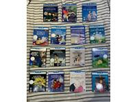 Studio Ghibli Blu-ray collection (Brand New and Sealed)