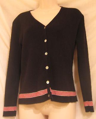 Women's Dockers Sweater Size Small 100% Cotton