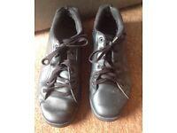 Trainers black Slazenger size 10 men's
