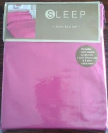 Bed Sheet Set (Double Size)