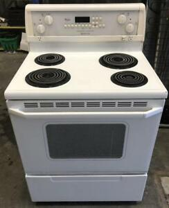 EZ APPLIANCE WHIRLPOOL STOVE $329 FREE DELIVERY 403-969-6797