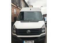 VOLKSWAGEN CRAFTER 2013 £6500 PLUS VAT