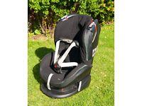 Maxi-Cosi Tobi seat belt installed toddler car seat