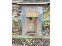 Cast Iron Fireplaces Bought For Cash