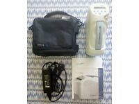 Inogen One G2 portable Oxygen concentrator with 12 cell battery