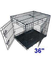 "36"" Elliebo dog crate"