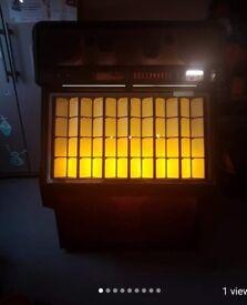 Wurlitzer 100 cd jukebox