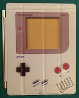 IPAD SMART COVER (NEW) NINTENDO GAMEBOY MOTIF