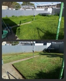 Gardening services- One Off garden tidy up -Lawn mowing - Grass cutting- Local gardener- Hedge