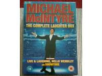 Michael McIntyre The Complete Laughter Box - New