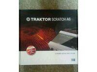 Tracktor scratch a6