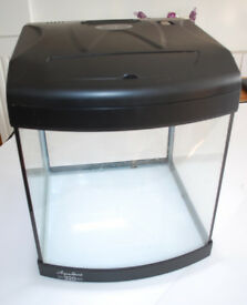 Fish Tank / Aquarium Aqua Start 320. Black.