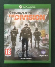 The division x box one