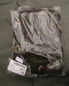 British Army Issue DPM Windproof Combat Smocks - 190/96 or 190/104 (New)
