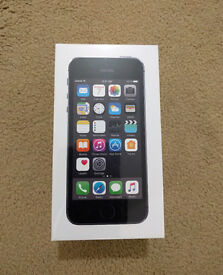 Apple iPhone 5S - Space Grey 16GB *Sealed*