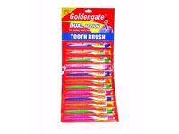 120x Wholesale, Job Lot, Bulk Buy Quality Adult Manual Toothbrush, Toothbrushes