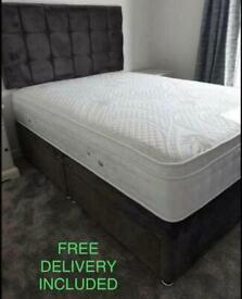 🔥BRAND NEW DIVAN BEDS FOR SALE 🔥