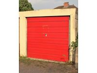 Garage available immediatly for rent in Galmington Close, Taunton