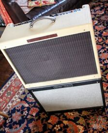 USA Fender Blues Deluxe Combo and Matching (in size) Cab