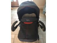 Silvercross 3D Travel System with car seat