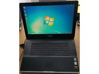 Sony Vaio Laptop, NVIDIA Graphics, Full HD Screen, 160GB HDD, 1GB Ram,