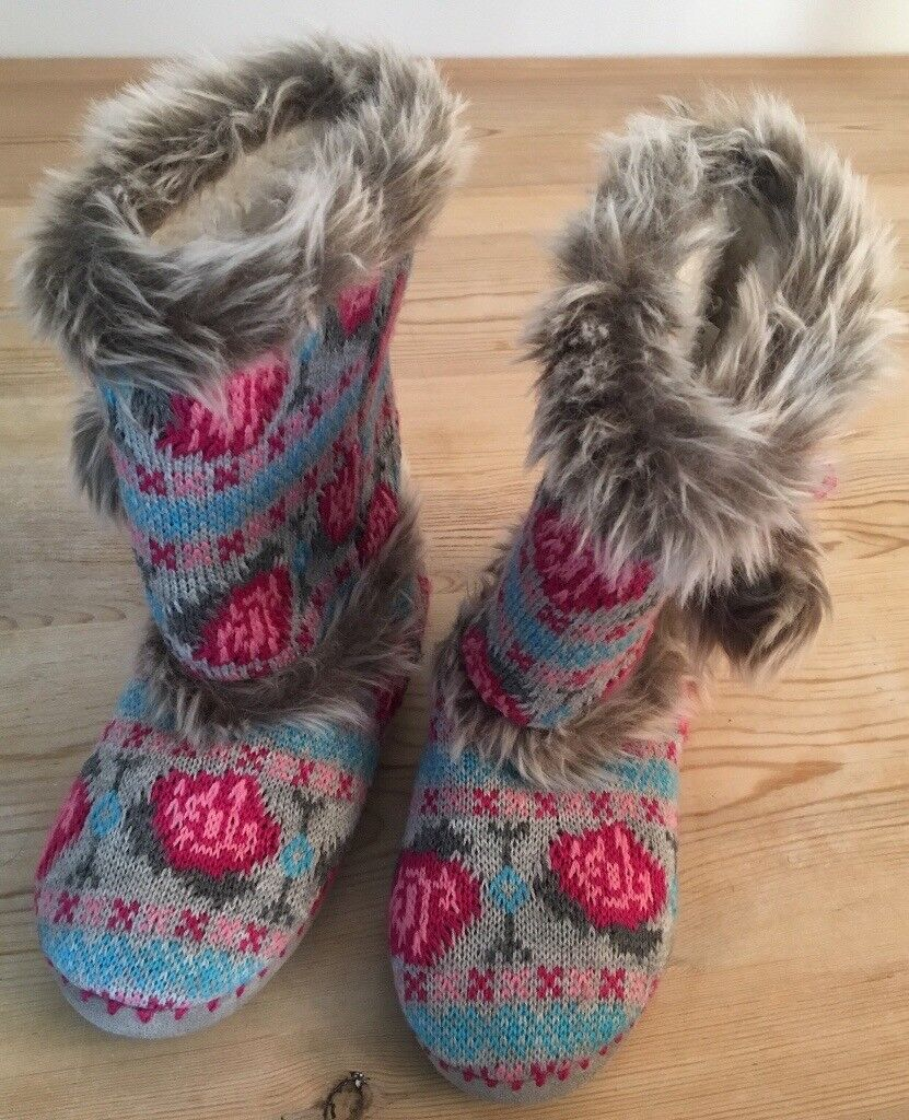 0abd7520c4c Brand new Ugg style colourful shoes uk size 3-4 | in Peterborough,  Cambridgeshire | Gumtree