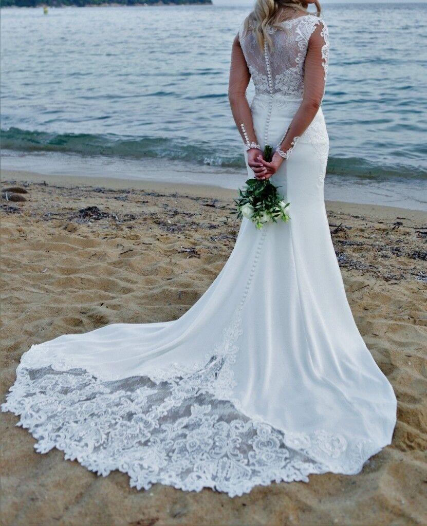 Beautiful Essence Of Australia Wedding Gowns Elaboration - All ...