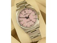 WANTED All Genuine High End Watches - Rolex, Omega, TAG Heuer, Breitling etc. - Same Day Payment