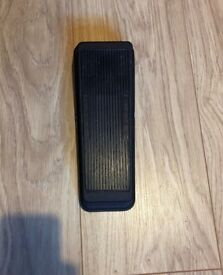 Dunlop Crybaby Wah Pedal For Sale