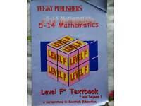 Math book text book