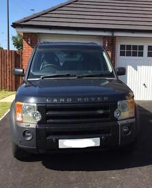 Land Rover Discovery 3 2.7 TD V6 HSE - Auto
