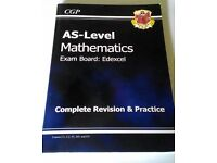 AS-Level Mathematics, Complete Revision & Practice