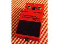 Boss Power supply and master switch PSM-5