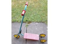BANTEL CAT scooter 3 wheels 1970 vintage classic old school Collection Stockport