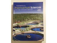 Fundamentals of Thermal-Fluid Sciences (4th Edition)