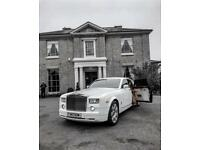 Range Rover, Limousine & Rolls Royce Hire London