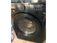 BEKO 8KG Washer & Dryer (BLACK)