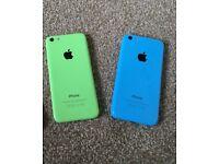 2 x iPhone 5C