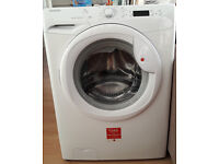 Washing machine - Hoover VTS D2 with parts guarantee until August 2019